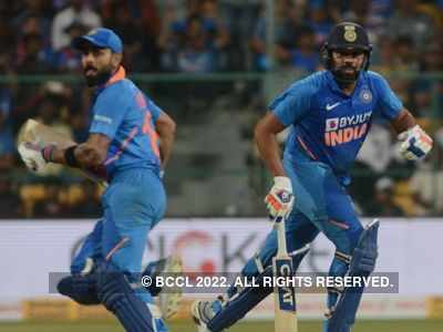 Rohit Sharma, Virat Kohli shine as India wins series against Australia 2-1