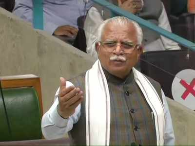 Haryana floor test live updates: Cong's no-confidence motion against Haryana govt defeated in assembly