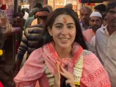 Sara isn't scared of coronavirus, roams the streets of Varanasi