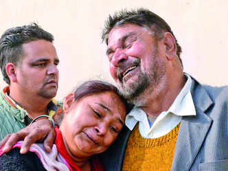 3 killed in Amritsar grenade attack; Amarinder suspects ISI hand