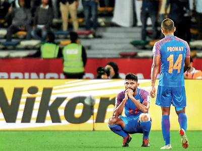 Technical inferiority hinders India's footballing ambitions