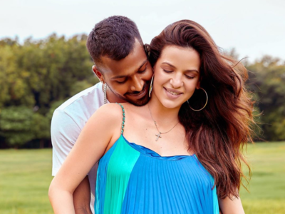 Hardik Pandya, Natasa Stankovic blessed with a baby boy