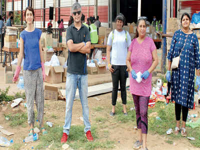 A bunch of volunteers in Bengaluru were able to feed around 25,000 guest workers; here's how