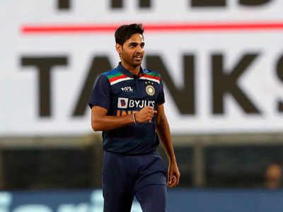 India vs Sri Lanka 1st T20I Highlights: Bhuvneshwar Kumar four-for secures India's 38-run win over Sri Lanka