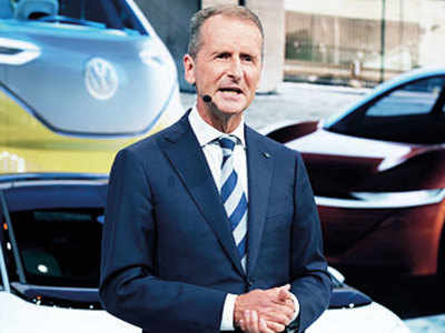 Adapt or meet Nokia fate: VW CEO