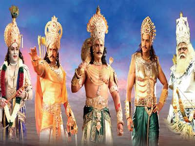 Muniratna Kurukshetra hits the screen early