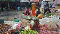 Maharashtra: Weekly market begins again after seven months in Aurangabad, farmers with their produce