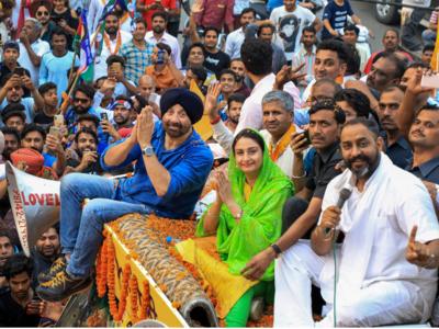 How Bollywood fared in this election: Hema Malini, Sunny Deol, Ravi Kishen, Hans Raj Hans, Babul Supriyo win; Shatrughan Sinha, Urmila Matondkar lose