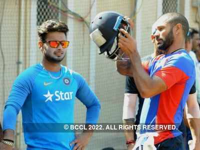 A passage to England: Selectors and team India management differed over Rishabh Pant as 'replacement' for Shikhar Dhawan
