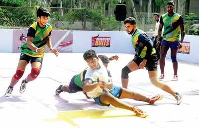 Bengaluru Bulls in the making