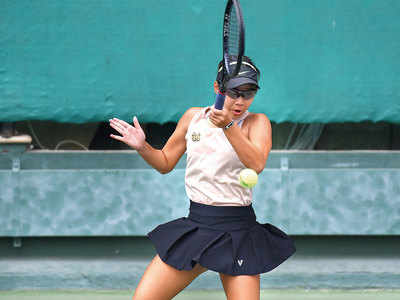 Indian challenge ends at NECC Deccan Tennis
