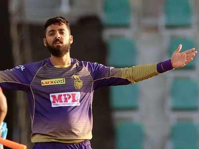 Enjoyed Shreyas Iyer's wicket the most, says Varun Chakravarthy