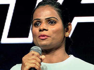 Dutee Chand: My training was disturbed a lot initially