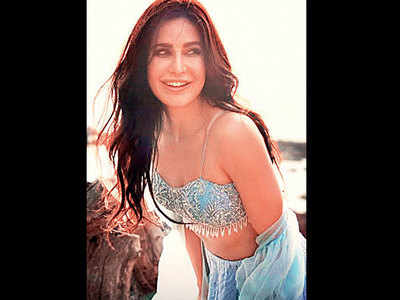 For Katrina Kaif, it's all in a day's work