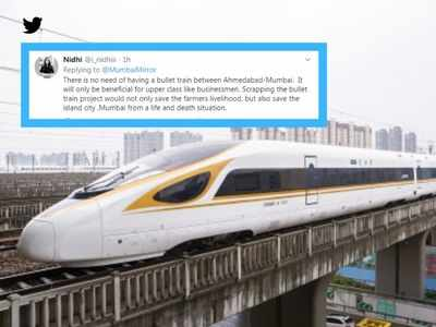 Should the Mumbai-Ahmedabad bullet train project be scrapped? Mumbaikars share thoughts