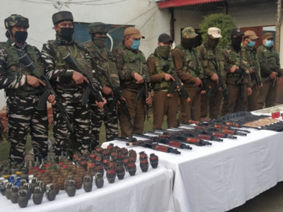 J&K: Ten militant associates arrested in from Sopore and Shopian