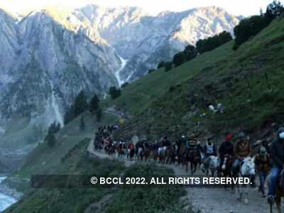 Supreme Court dismisses plea seeking cancellation of this year's Amarnath Yatra due to COVID-19 outbreak