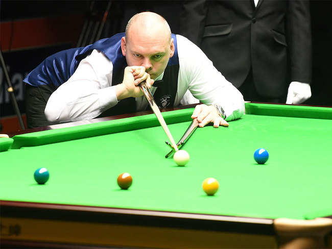 Indian Open: Bingham gets his lines right