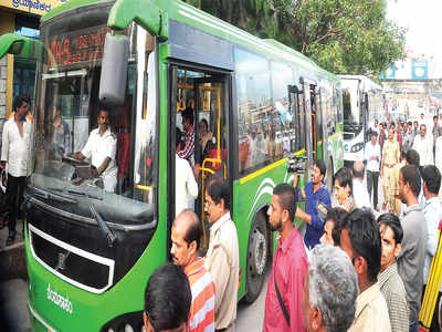BMTC's app update will end commuters' woes