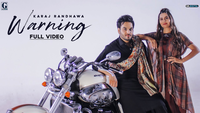 Latest Punjabi Song 'Warning' Sung By Karaj Randhawa