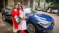'Bigg Boss 12' winner Dipika Kakar Ibrahim adds a swanky new car to her collection
