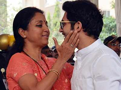 'Balasaheb, missing you so much today': Supriya Sule ahead of Uddhav Thackeray's swearing-in as Chief Minister