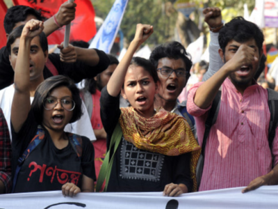 West Bengal: JNUSU president Aishe Ghosh calls BJP, RSS 'most dangerous threat' to the country