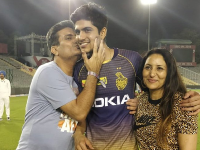 Shubman Gill is man of the match but SRK says the night belongs to his father