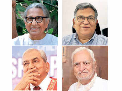 Eight from state get Padma awards