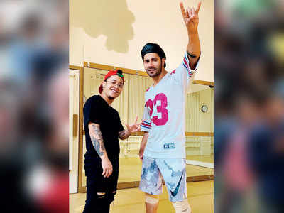 Varun Dhawan busts his knee while shooting for dance film