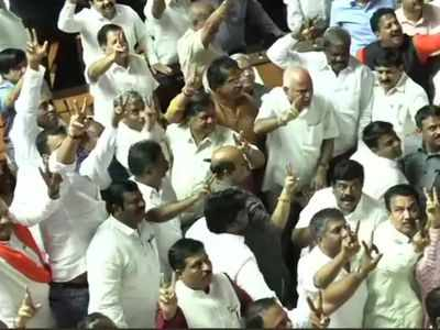 HD Kumaraswamy loses trust vote; BJP gets 105 as against 99 by Congress-JD(S)