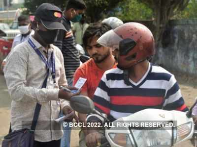 Mumbai civic body collects total fine of Rs 28 lakh from people for not wearing face masks