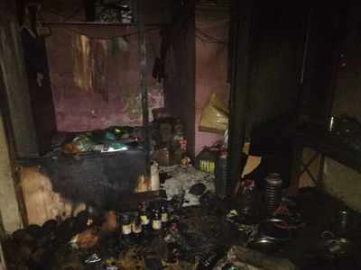 Ahmedabad: Fire breaks out at grocery store, 4 killed