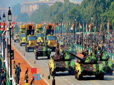 Notes from the 560: Republic's Day Out