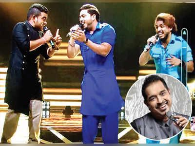 Shankar Mahadevan gives reality show contestants a Bollywood break