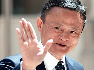 Alibaba's Jack Ma hangs up his boots