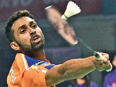 Prannoy's campaign comes to an agonising end