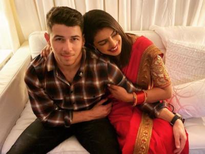Nick's Karwa Chauth post for wife Priyanka gets Harry Potter twist, tweets go viral
