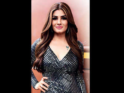 Raveena's 'best birthday ever'