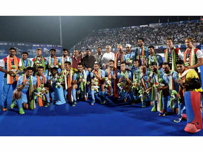 Hockey World League Final: India beat Germany 2-1 to reclaim bronze