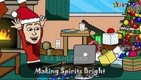Children English Nursery Rhymes 'Making Spirits Bright' - Kids Nursery Rhyme In English