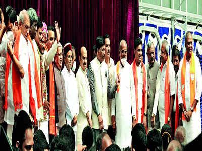 BJP MLAs want the Gujarat experiment in Karnataka