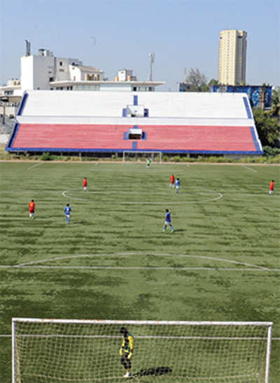 Ozone delivers a Rs 675 cr soccer punch to stadium