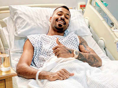 Hardik Pandya undergoes back surgery