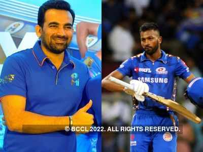 Hardik Pandya slammed for 'disrespectful' birthday wish for Zaheer Khan