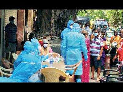WITH JUST 294 CASES, DADAR SURPRISES ALL
