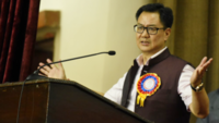 Union minister Kiren Rijiju bats for Indigenous and traditional sports