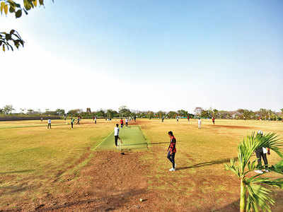 Pvt groups pay high rent, get use of PMC stadium built for local talent