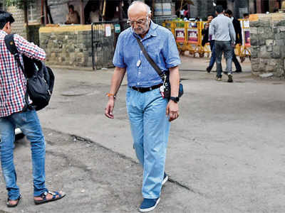 Vijaypat Singhania says son Gautam has reduced him to hand-to-mouth life