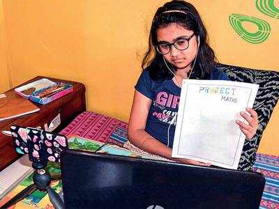 Hulla gulla absent from online classes, schools finish 50% of syllabus